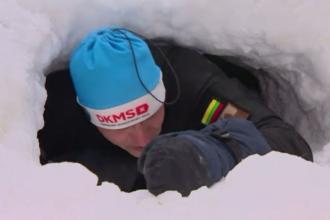 Experiment la -50 de grade. Trei bărbați vor să vadă cum reacţionează corpurile lor la temperaturi extreme