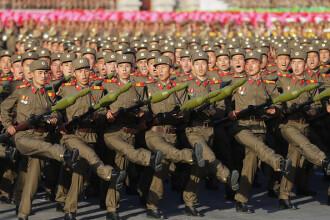 Coreea de Nord ameninţă că va riposta dacă SUA şi Coreea de Sud vor organiza exerciții militare