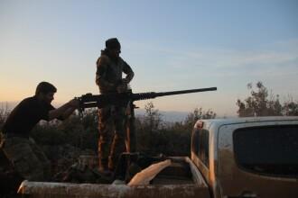 Fost luptător jihadist: Erdogan folosește membrii ISIS pentru atacurile asupra kurzilor din Siria