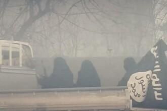 """Femeile, protagonistele noului film de propagandă ISIS: """"Caută răzbunare"""""""