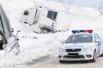Avertizare MAE: Bulgaria, sub cod roșu și portocaliu de ninsoare și ger