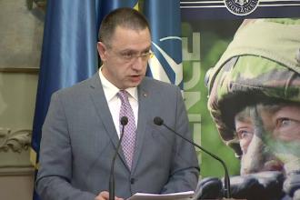 """Fifor: """"Vom debloca 6.400 de posturi în Armata Română. Vestea bună e că salariile au crescut"""""""