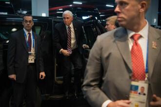 JO din Pyeongchang. Mike Pence a refuzat să stea la aceeași masă cu șeful Parlamentului nord-coreean