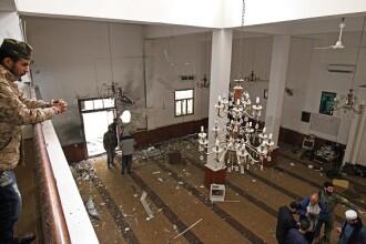 Dublu atac cu bombă, într-o moschee din Libia: 2 morți, 55 de răniți