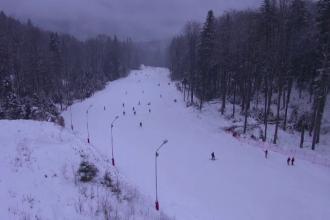 Weekend perfect pentru schi. Aplicația pentru a verifica cele 25 de domenii schiabile active