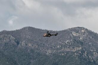 "Elicopter militar turc, doborât în Siria: Erdogan: ""Vor plăti prețul"""