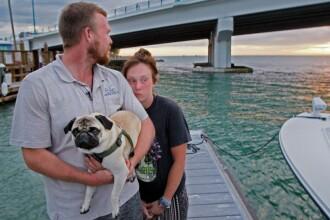 Un cuplu și-a pierdut toate economiile, după ce velierul în care locuia s-a scufundat