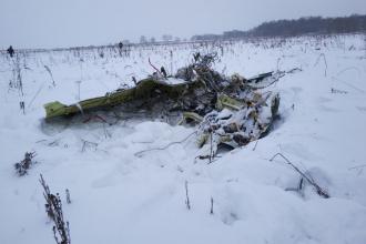 Un avion cu 71 de persoane la bord s-a prăbușit, în apropiere de Moscova: nu există supraviețuitori