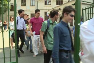 BACALAUREAT 2018. Luni, elevii susțin proba orală la limba română
