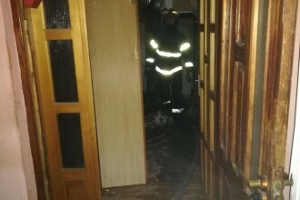O femeie de 65 de ani, găsită carbonizată în locuința sa din Botoșani