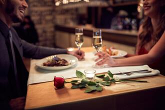 Valentine's day - Ofertele restaurantelor pentru cupluri