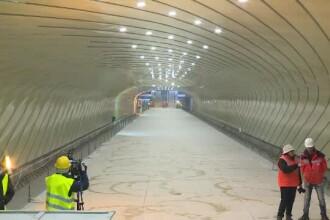 Metroul din Drumul Taberei, gata în 2019. Stațiile care nu vor avea stâlpi de susținere