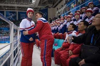 Măsurile de siguranță luate de Coreea de Nord pentru a supraveghea cele 230 de majorete