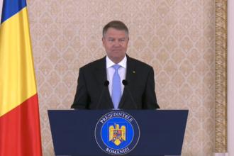 Mesajul lui Iohannis cu prilejul aniversării unui secol de la unirea Basarabiei cu România