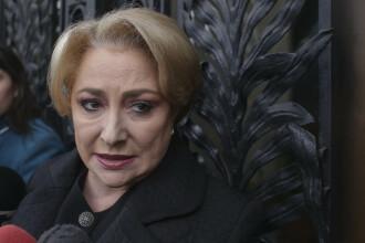 """CNCD a amânat discutarea cazului Vioricăi Dăncilă, în dosarul în care îi numește """"autiști"""