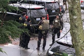 Focuri de armă într-o școală din Washington. Poliția evacuează clădirea