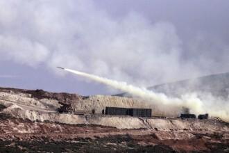 Turcia, acuzată de kurzi că foloseşte împotriva lor arme chimice în ofensiva din Afrin