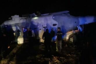 Elicopterul ministrului de interne din Mexic s-a prăbușit în drum spre epicentrul cutremurului. VIDEO