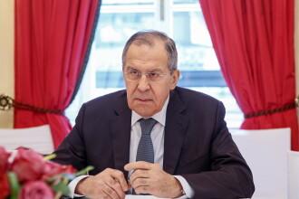 Ministrul de externe rus acuză NATO și UE de propagandă antirusească