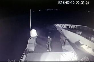 Conflict între Turcia și Grecia, după ce două vase s-au ciocnit, în Mareea Egee. Presa a obținut imagini