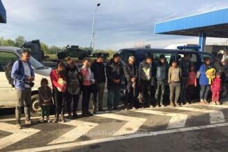 Aproape 6.000 de persoane au încercat să treacă ilegal frontiera română, în 2017