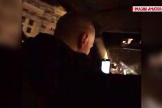 """Reacția violentă a unui taximetrist, când i se cere să pornească aparatul de taxat. """"Vrei să te dau altfel jos?"""""""