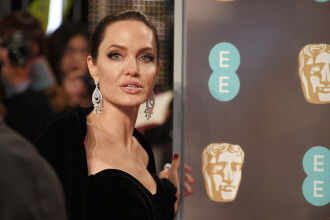 Premiile Bafta. Actrițele poartă ținute negre pentru susținerea mișcării