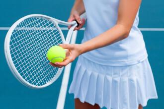 Jucătoare de tenis jignită de o adversară: