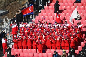 Sportivii nord-coreeni riscă să ajungă la închisoare, dacă se întorc de la JO de iarnă fără medalii