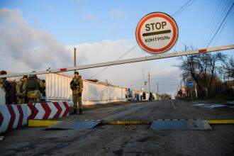 Ucraina pierde banii de la UE pentru construirea și modernizarea granițelor