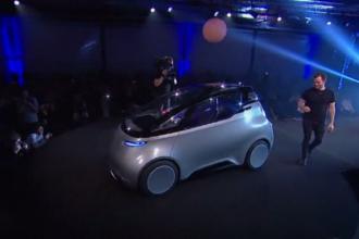 Unity One, mașina electrică care îşi propune să revoluţioneze piaţa auto mondială