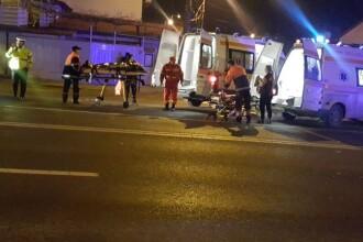 Un șofer a izbit o familie pe o trecere de pietoni din Constanța: un copil a murit