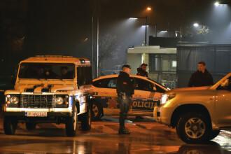 Explozie la Ambasada SUA din Muntenegru. Atacatorul s-a aruncat în aer