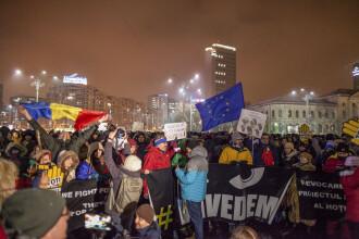Manifestații în toată țara după anunțul lui Toader.