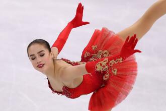 JO 2018. Alina Zagitova aduce Rusiei prima medalie de aur sub drapelul olimpic