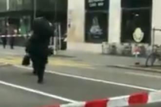 Atac armat în capitala financiară a Elveţiei: 2 morţi