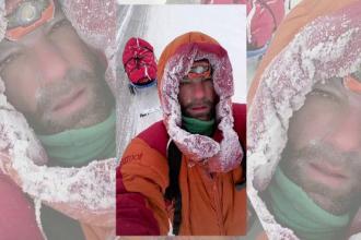 Tibi Ușeriu vrea să își apere titlul la Ultra-maratonul Arctic. Traseul, mai lung cu 60 de km