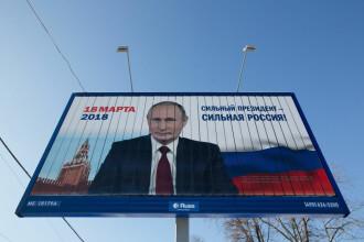 Cifre de prezenţă de la alegerile de luna viitoare din Rusia, publicate din greşeală