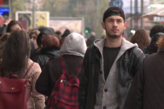 Populația României a scăzut cu peste 120.000 de persoane. Avertismentul sociologilor pentru viitor