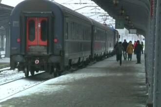 Mai multe trenuri înregistrează întârzieri în Gara de Nord