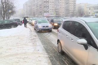 Prognoză meteo SPECIALĂ pentru București. Se întorc zăpezile