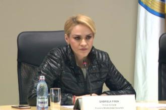 Gabriela Firea vrea ajutoare financiare de la Primărie pentru gravide şi cuplurile infertile