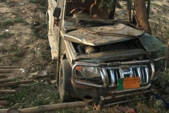 Politician arestat după ce a provocat un accident în care au murit 9 copii şi au fost răniţi 20