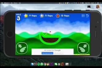 iLikeIT. Trei jocuri foarte populare: Bacon Escape 2, Flappy Golf, Ski Safari