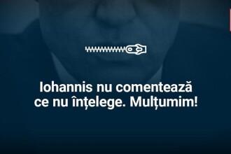 """PSD, mesaj ironic pentru Iohannis: """"Nu comentează ce nu înţelege. Mulţumim!"""""""