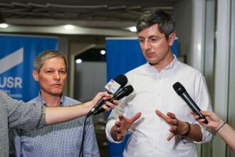 Lovitură pentru Cioloș și Barna. BEC a respins înscrierea Alianței 2020 USR PLUS