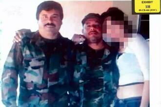 Sumele cu care El Chapo a cumpărat minore pe care le droga și viola