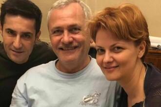 Olguța Vasilescu, selfie cu Dragnea după ce USR și Plus s-au aliat