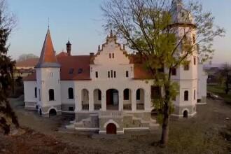 Turism la castele. Românii apelează la fonduri europene pentru restaurări