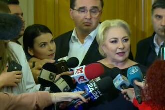 Dăncilă, precizări despre OUG pentru contestaţia sentinţelor date de completurile de 5